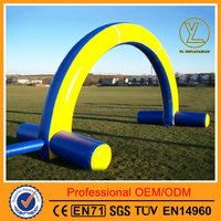 Durable inflatable entrance arch/Hot-selling inflatable event arch