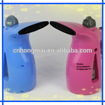 Function of the parts of electric iron mini garment steamer/professional garment steamer