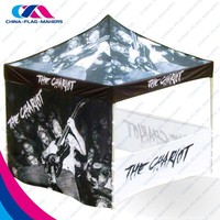 wholesale custom waterproof event shelter print tent