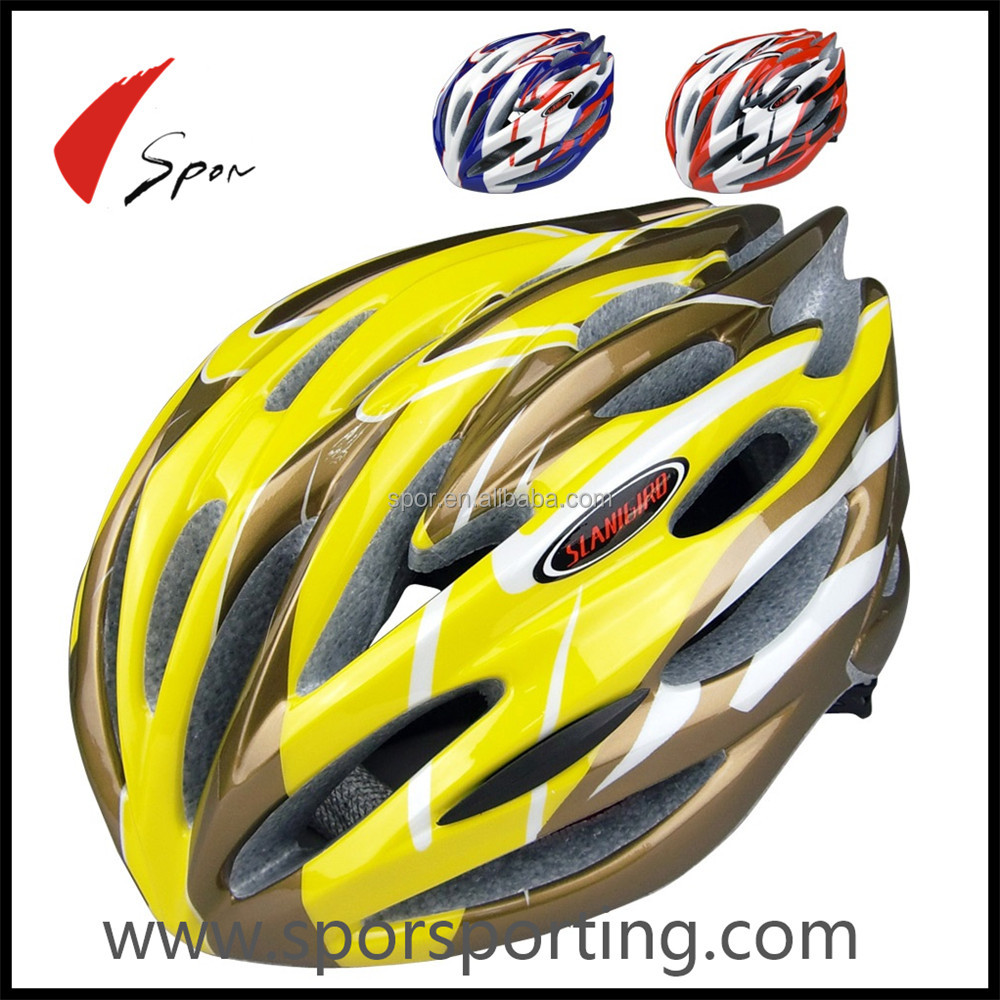 Cross Plastic German Pilot Mountain Bike Full Face Helmet for adult