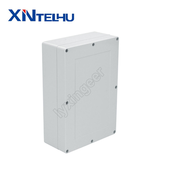 F Type IP66 Outdoor Electric Junction Box Size 120x260x380