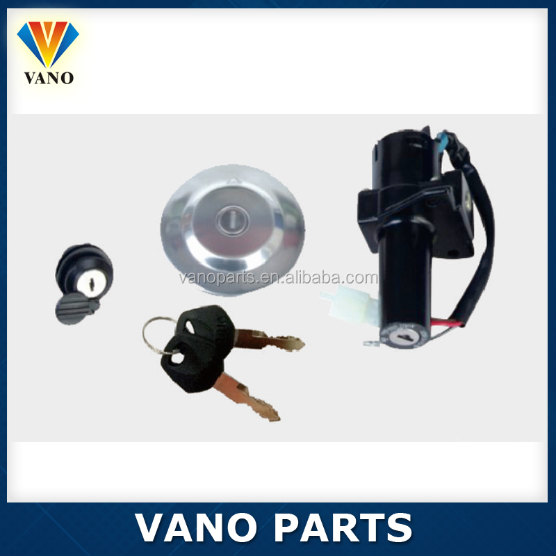 universal motorcycle ignition switch and lock set YBR125 motorcycle ignition switch set