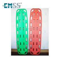 EMSS Emergency rescue plastic patient transport stretcher,spine board