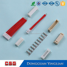 2.0mm pitch wire to board crimp style connector PUD series JST 8 pin crimp housing connector PUDP-08V-S