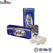 real xylitol tablet candy for diabetics