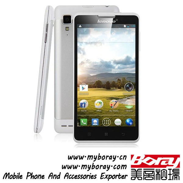 cheap Lenovo P780 cheapest 5.5 inch android jelly bean mobile phone