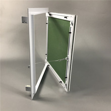 European standard Fire rated aluminium access door, access panel, access hatch for ceiling or drywall.