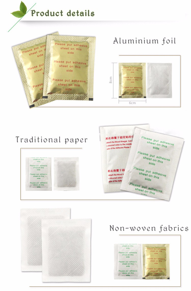 New Product promote sleeping relive fatigue kinoki cleansing detox patch dispel toxins foot pads2