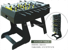 Folding foosball table/Cheap foosball table/Foosball