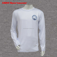 Blank sublimation upf fishing shirts
