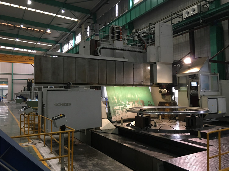 Heavy Duty Metal Turning Milling And Boring For Cnc Machined Parts