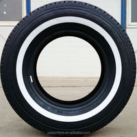 Good sales in africa car tyre white line tires 185r14c