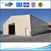 China made cheap light frame prefabricated steel structure warehouse