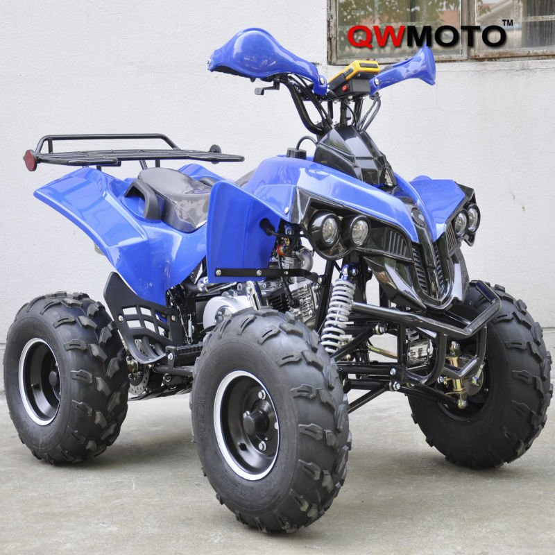 cool 125cc off road sport ATV quad CE