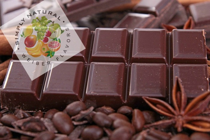 Diabetic fudge Chocolate aroma in taste of spices