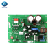 3D printer controller pcb board and electronic components assembly