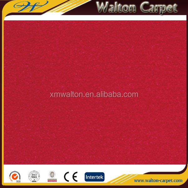 Velour shoes carpet underlay nonwoven carpet needle punched