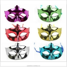 PM-154 cheap Plating colorful mask for masquerade party