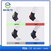 Hot on google neoprene ankle protector with steel plates