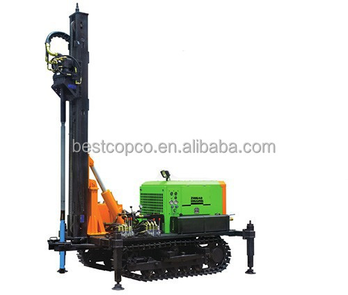Bristol 180 m depth light weight portable water well drilling rigs for sale