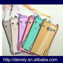 2015 New Fashion cat Phone Case for Samsung galaxy note 5 ,tpu case for samsung note 5