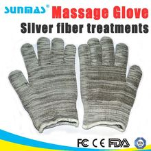 Sunmas DS-G101 hot acupuncture tens physical therapy gloves