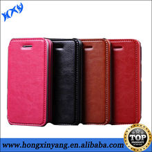 business leather card case for iphone