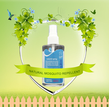 Mosquito Insect Repellent DEET-FREE, Natural, Mosquito-Repellant, Bug Spray