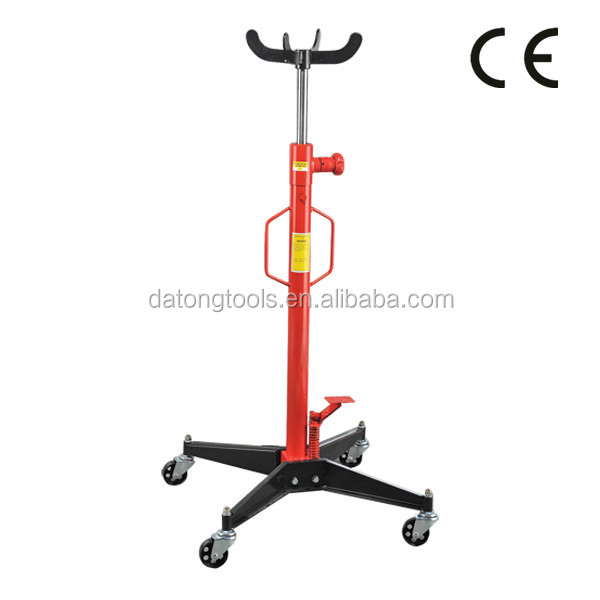 0.5 ton hydraulic tall transmission jack with CE