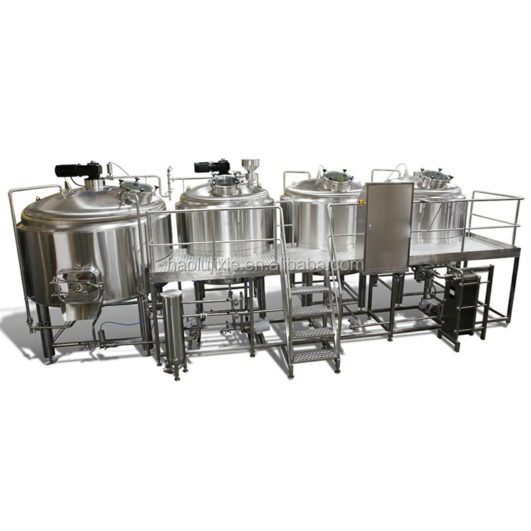 Food Grade Steam Heating 10HL Brewery
