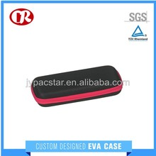 Custom zipper EVA case rectangle shape hard case for tablet pc