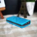 Low price portable fashionable innovation 12000mAh Power Bank