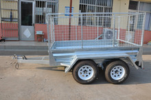 car trailer with brakes max payload 2000kg