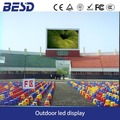 p16mm full color big outdoor electronic advertising led display screen