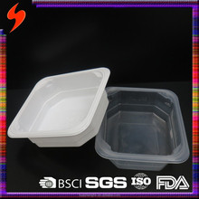 Wholesale Food Grade PP 900ml Disposable Deli Container