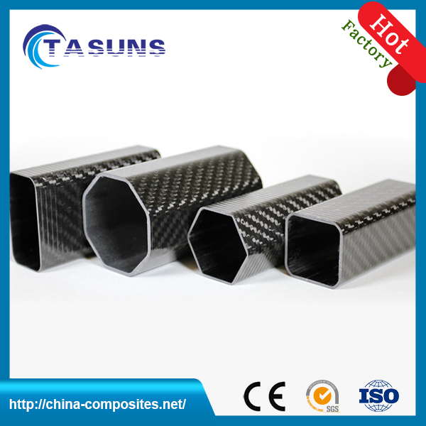 Cheap mould Carbon Fiber PIPE manufactured in China