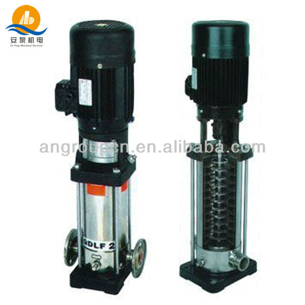 High pressure Centrifugal vertical multistage Water pump