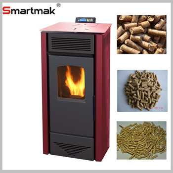 smartmak 11kw Freestanding Wood Burning Heater / Pellet Stove
