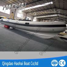 China 17ft 5.2m rib boat with cabin