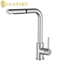 Desk mounted cold and hot water instantly kitchen sink spigot