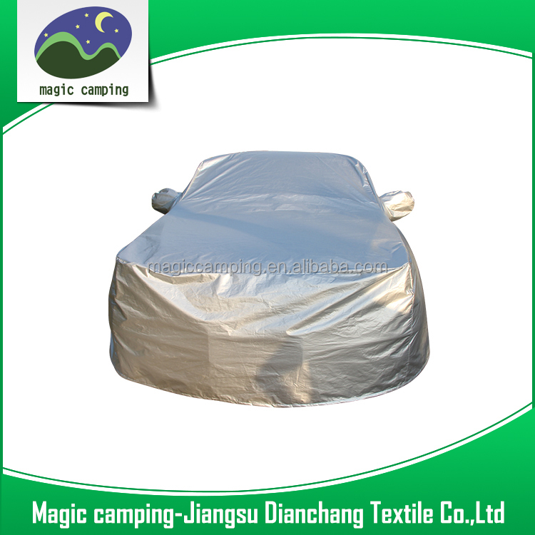 Wholesale Folding Prevention Dust Snow Rain Outdoor Waterproof Car Cover