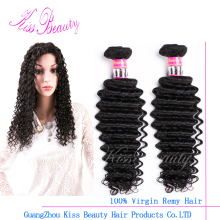 New Style natural brazilian deep wave human hair supplier