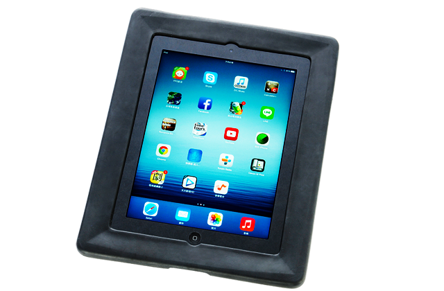 Crash Proof Case for iPAD 1/2/3