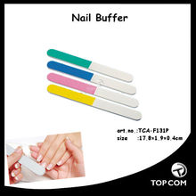 professional sponge nail shine block all colors available