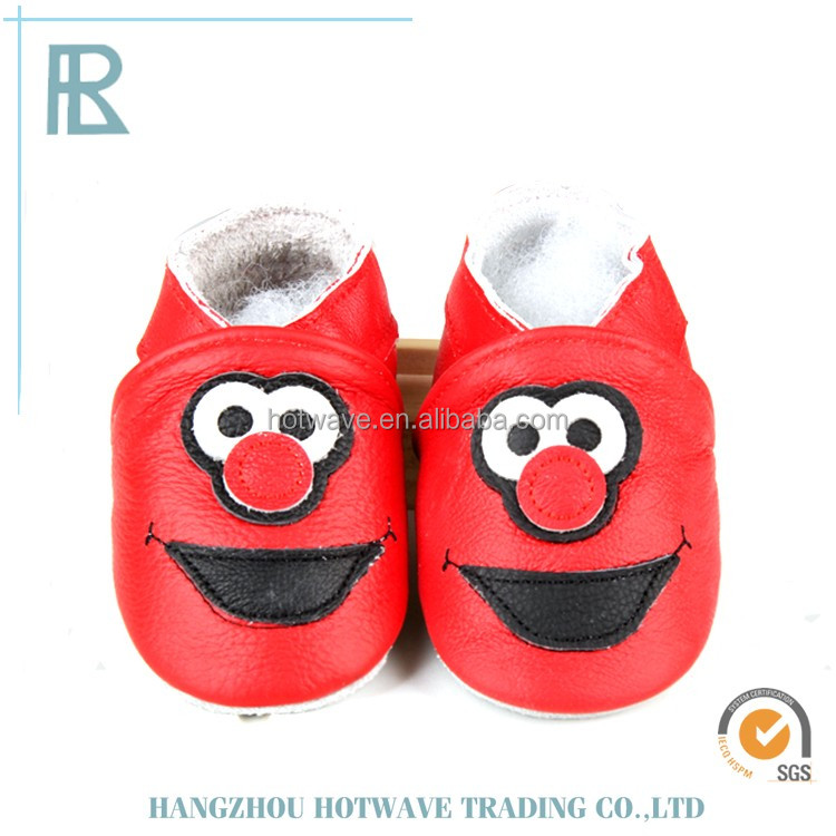 Promotional 2016 Newest Factory Low Price Spanish Baby Shoes