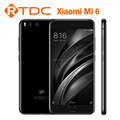 "Original xiaomi mi 6 Mi6 Mobile Phone 6GB RAM 64GB ROM Snapdragon 835 Octa Core 5.15"" 1920x1080 12MP Dual Camera Fingerprint"