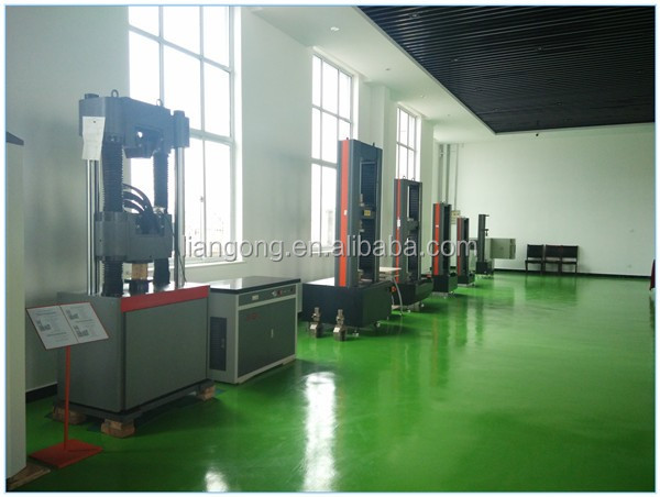 WAW Price Servo Dynamic And Static Universal Testing Machine/ Dynamic Fatigue Testing Machine