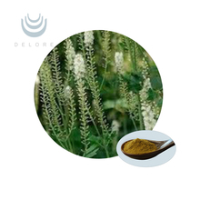 GMP Factory Supply Triterpenoid Saponins Extract From Black Cohosh