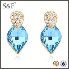 Cheap Prices!! Latest Design Popular Zircon accessories to make earrings