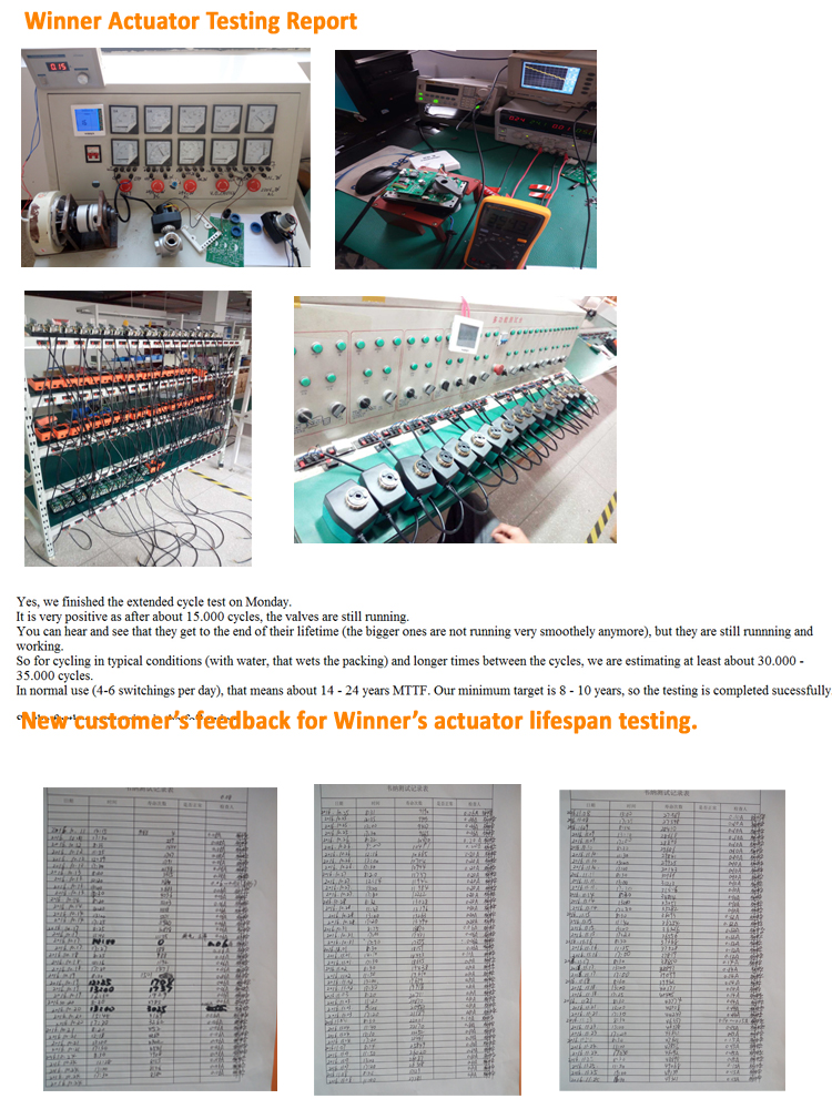 Industrial Ball Treatment High Quality With Actuator Motor Operated Manual Override For Auto Flow Electric Water Shut Off Valve